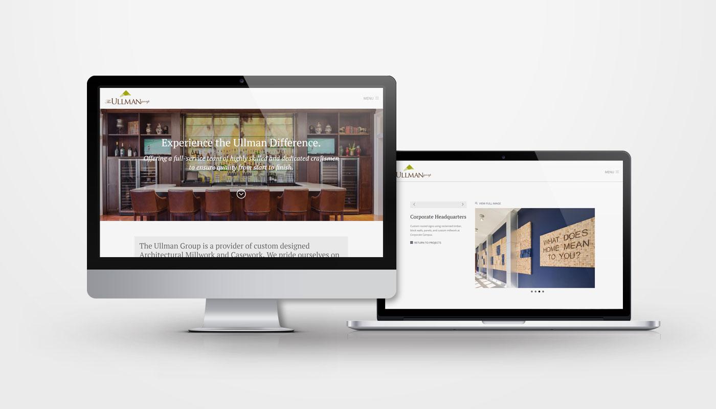 The Ullman Group website
