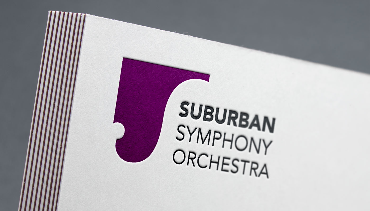 Suburban Symphony Orchestra logo