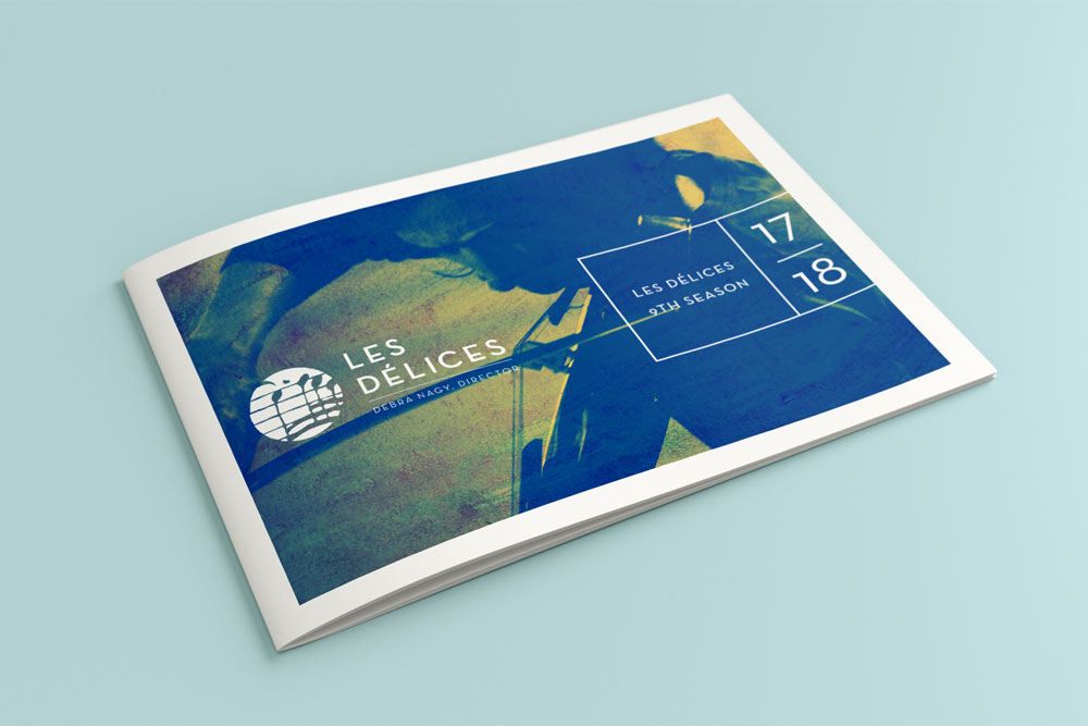 Les Delices brochure