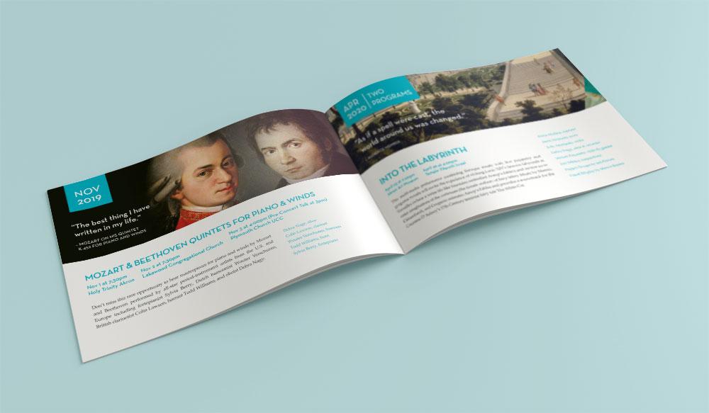 Les Delices 2019 brochure