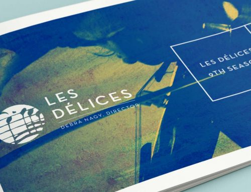 Les Délices Marketing Collateral
