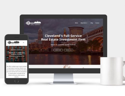 CLE Turnkey Website