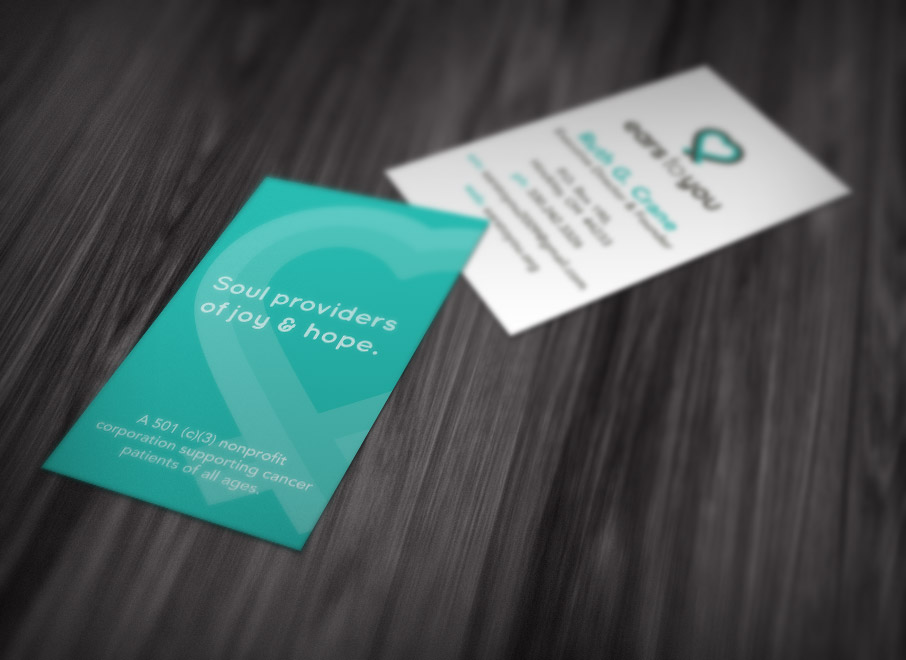Ears To You business cards