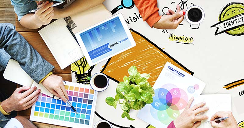 5 ways to improve the consistency and effectiveness of your brand's visual identity