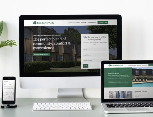 Crosby Park Apartments Website