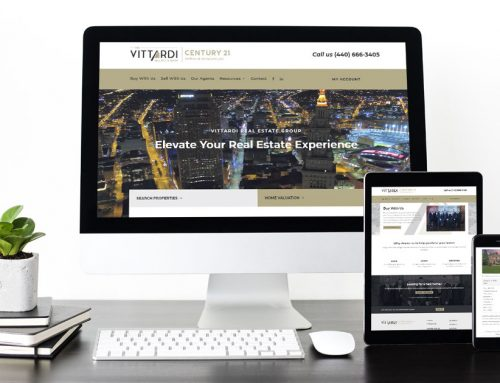 Vittardi Real Estate Group Website