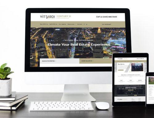 Vittardi Real Estate Group Website