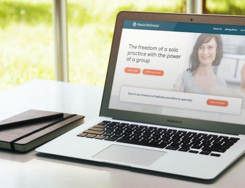 Nexis Wellness Branding and Website