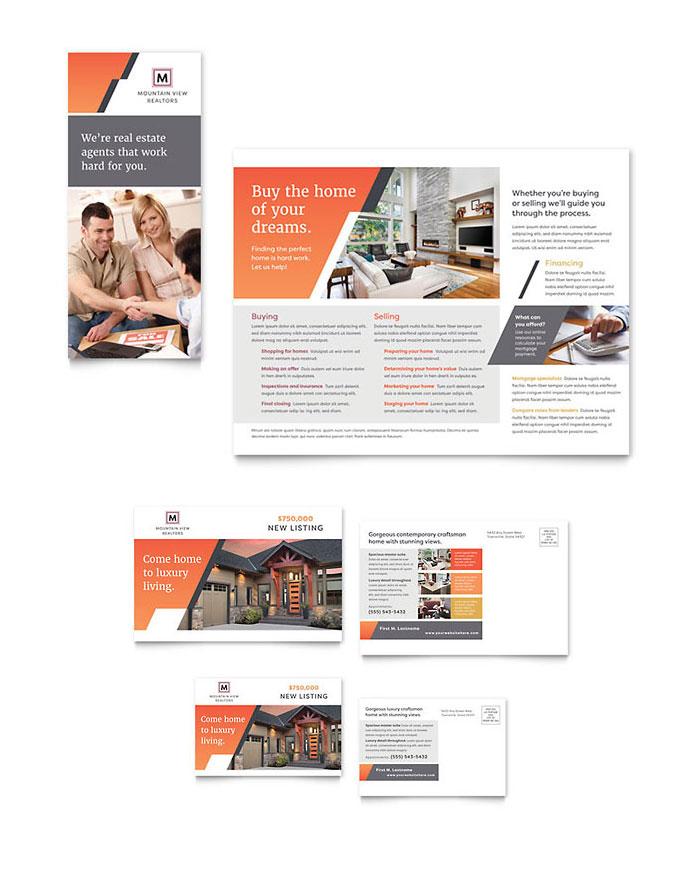 Print Marketing Collateral Design
